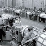 GE transformer plant in Pittsfield, 1950