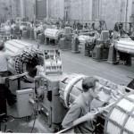 GE transformer plant in Pittsfield, 1950