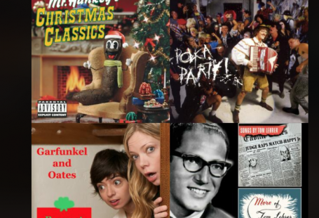 Spotify's worst Christmas songs