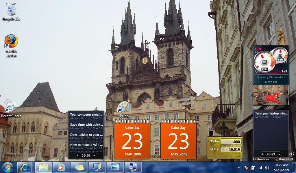 """Windows 7 on a Netbook: A Qualified """"Yes"""" from TDR"""