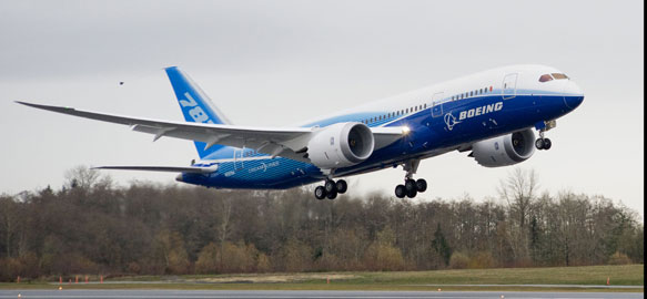 Onion Dings Boeing for latest 787 Delay