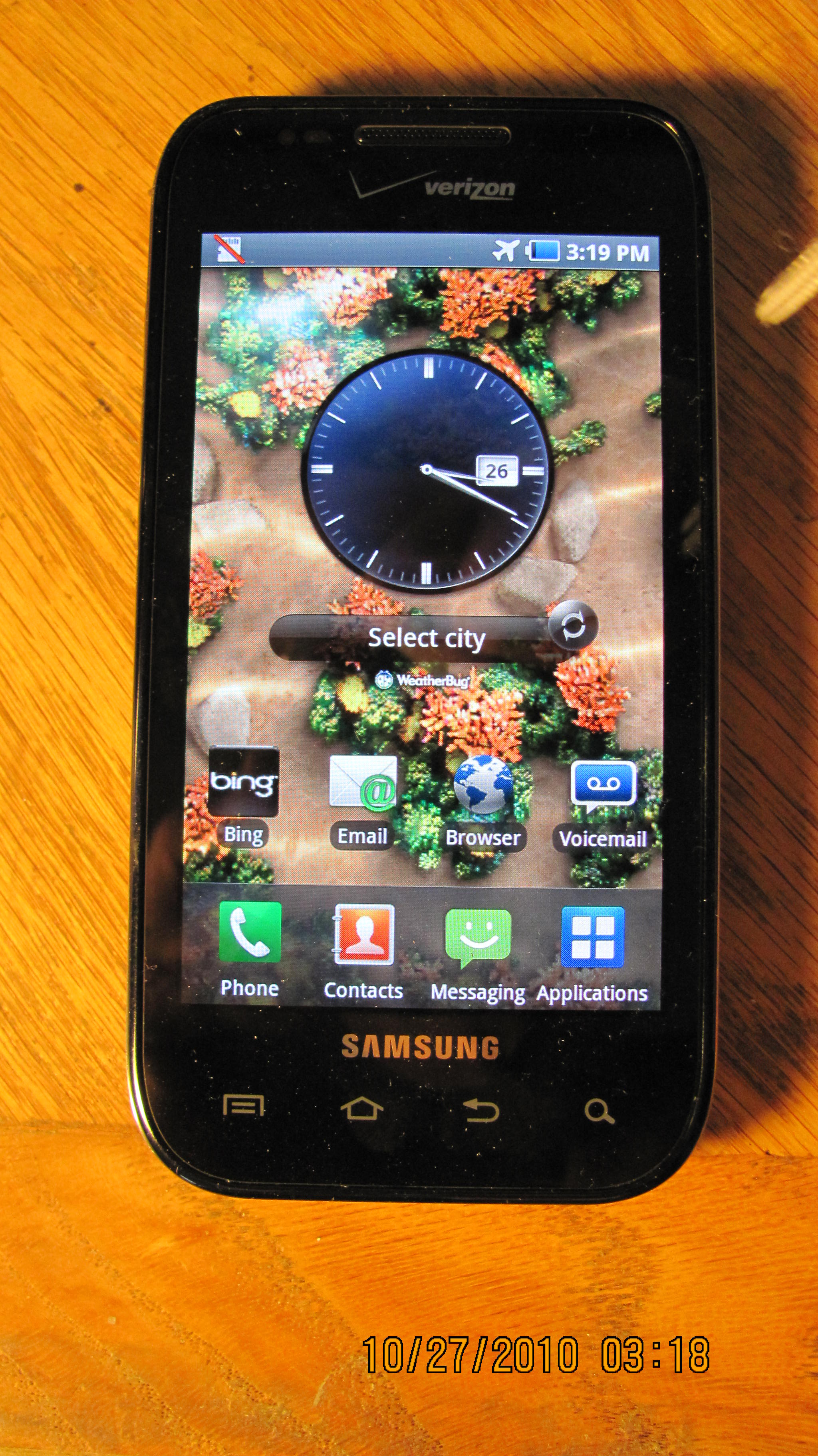 Samsung Fascinate One of Best Android Smart Phones Yet