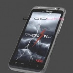 HTC's 4G Thunderbolt from Verizon Wireless