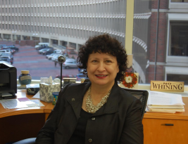 PR guru Lois Paul recounts a brilliant career on the eve of retirement